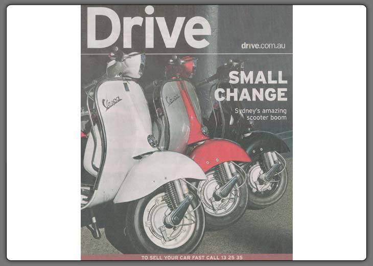 SMH Drive Magazine June '05