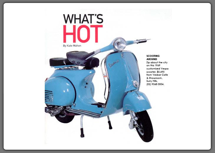Ocean Drive Magazine Sept '01
