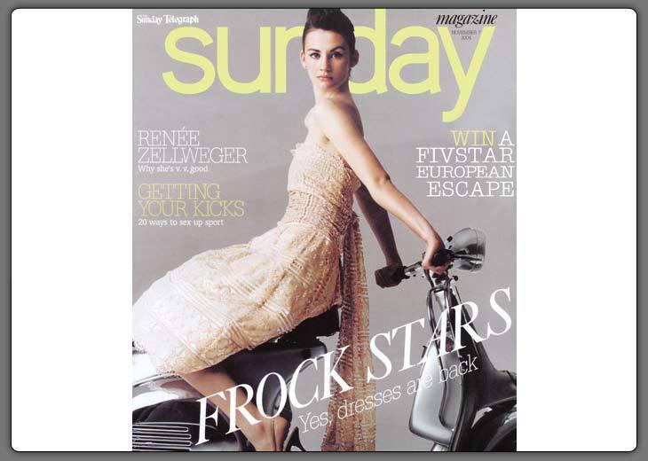 Sunday Magazine Nov '04