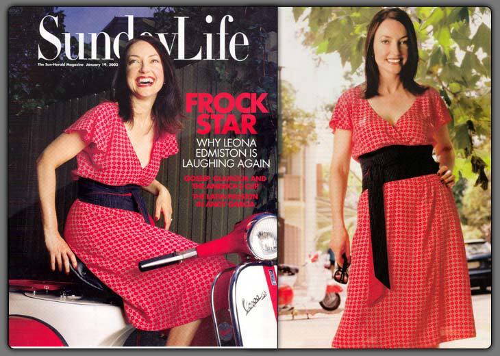 Sunday Life Magazine Nov '05