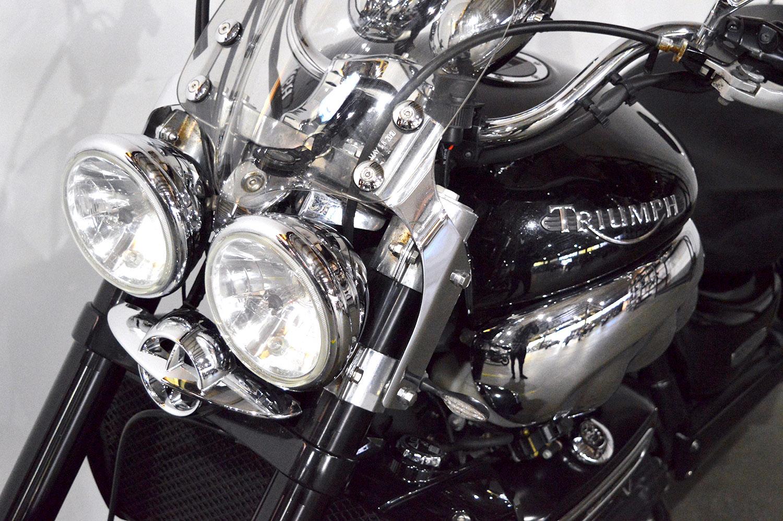 2010 Triumph Rocket III Roadster — Gasoline