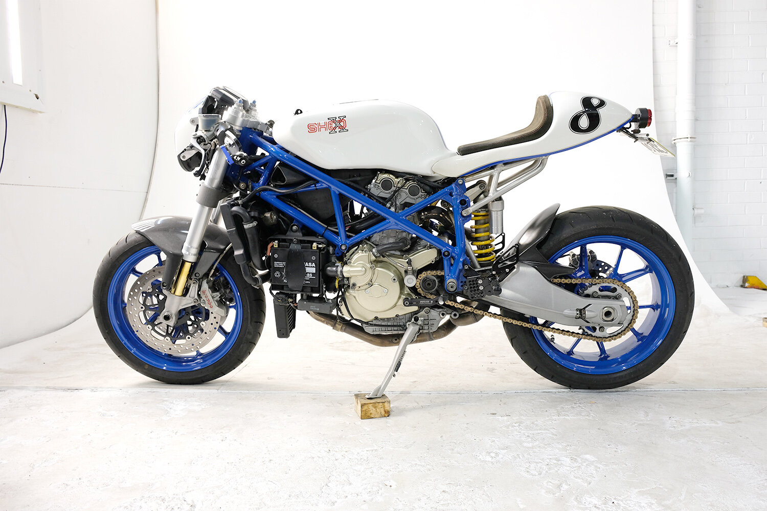 2004 Ducati 749s Custom Gasoline Motor Co