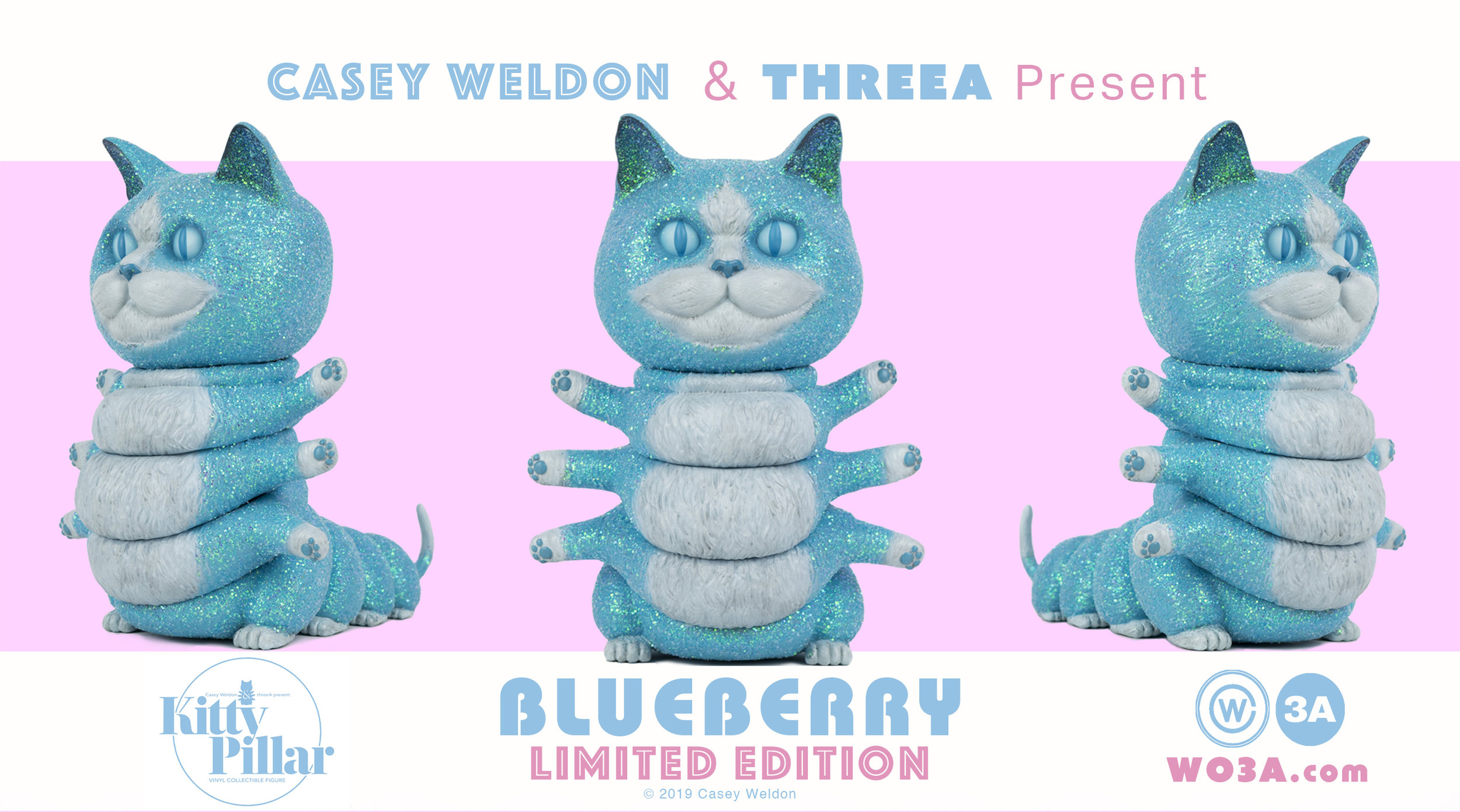 BLUEBERRY KITTYPILLAR