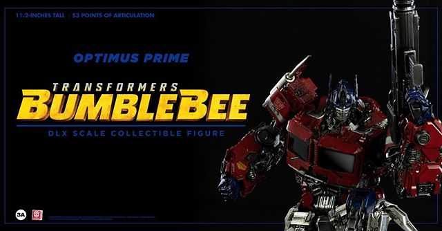 DLX OPTIMUS PRIME Pre-orders are now available at WO3A.com, and ThreezeroHK.com, and coming soon to 3A Stockists Worldwide!  3A SHOP LINK: https://www.worldofthreea.com/shop/dlx-optimus-prime  Hasbro and 3A are proud to present the courageous leader of the Autobots, Optimus Prime as the next exciting character in the Transformers DLX Collectible Figure Series!  The highly anticipated DLXOptimus Primestands 11.2inches tall and features screen accurate detailing, 53 points of articulation, LED illuminated eyes, and die-cast metal parts!  HASBRO X 3A PRESENTS: OPTIMUS PRIME TRANSFORMERS BUMBLEBEE DLX SCALE COLLECTIBLE FIGURE SERIES  Materials: ABS, PVC, POM, ZINC ALLOY  FEATURES: - Officially Licensed by Hasbro and TakaraTomy - Approximately 11.2inches Tall (28.45cm) - 53 Points of Articulation - Die-cast Metal Parts - LED Illuminated Eyes*  INCLUDES: - One (1) Ion Blaster - Four (4) Pairs of Interchangeable Hands: Fists & Relaxed & Spread & Weapon Holding - One (1) Left Command Hand - One (1) Action Stand with Base *Requires AG13 x 2 Batteries (Batteries Not Included) **Design and color may change on final production version  USD $199/ 1490HKD / 1390RMB  Price includes Worldwide Shipping via Courier on WO3A.com and ThreezeroHK.com  #ThreeA #3A #Transformers #OptimusPrime #DLX #TransformersBumblebee #Bumblebee #WO3A #Worldof3A #大黃蜂 #變形金剛 #变形金刚 #TF