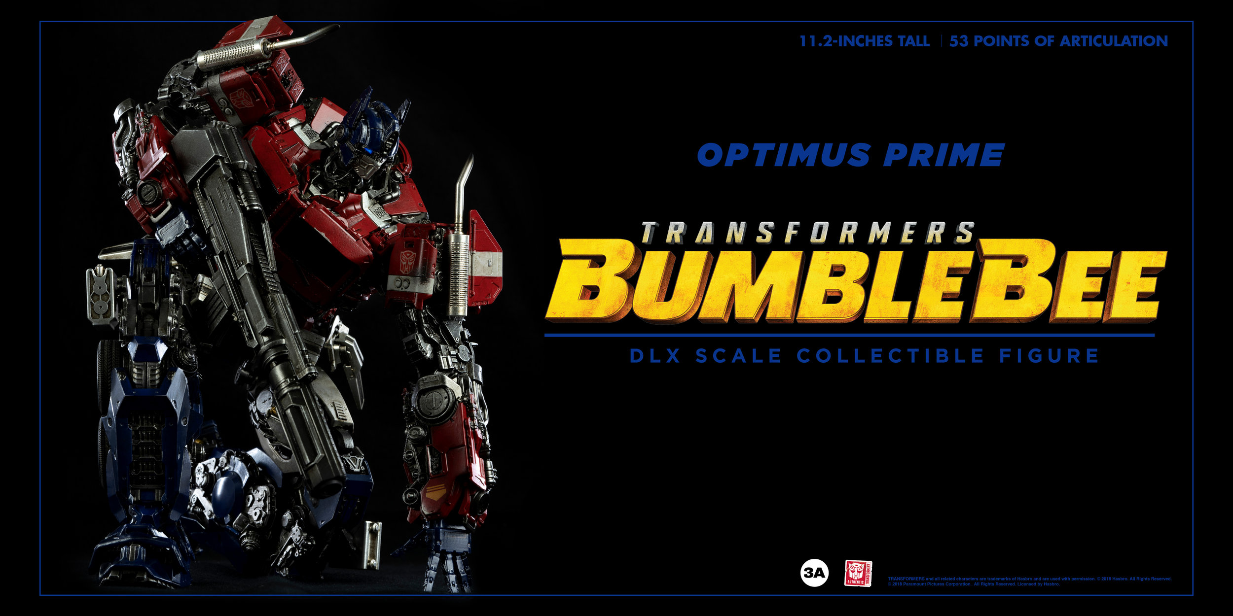 OPTIMUS PRIME - DLX Scale Collectible Figure2nd Batch pre-order closes July 15th, 18:00PM HKT