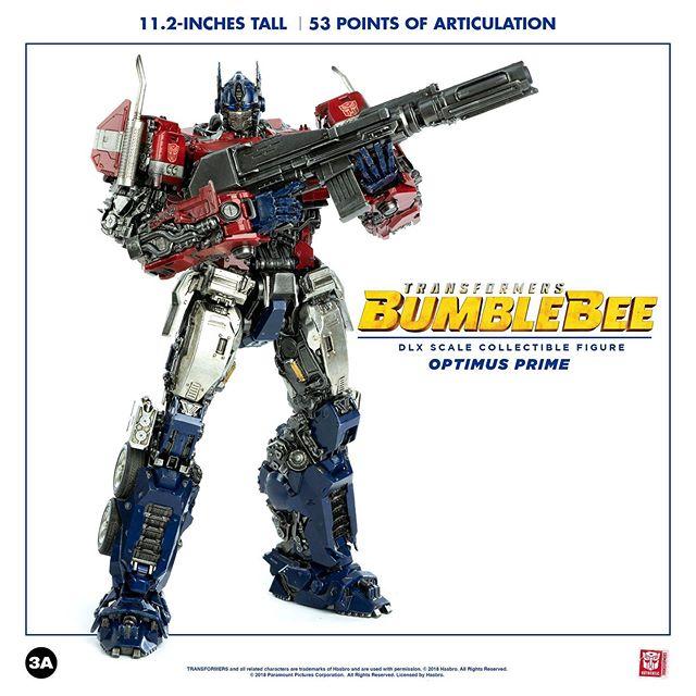 DLX OPTIMUS PRIME 2nd Batch Pre-orders are now available at WO3A.com, and ThreezeroHK.com!  3A SHOP LINK: https://www.worldofthreea.com/shop/dlxopbatch2  #ThreeA #3A #Transformers #OptimusPrime #DLX #TransformersBumblebee #Bumblebee #WO3A #Worldof3A #大黃蜂 #變形金剛 #变形金刚 #TF
