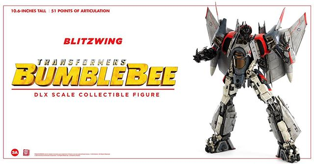 DLX Blitzwing pre-orders will close on June 28th at 18:00PM HKT at WO3A.com! Get your orders in now while there's still time! #Worldof3A #WO3A #ThreeA #Threezero #Transformers #Bumblebee #3A #TransformersBumblebee #Blitzwing