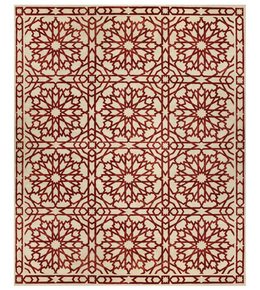 :: the   Rug Company's   newest Marrakech inspired design created with interior designer Martyn Lawrence-Bullard ::