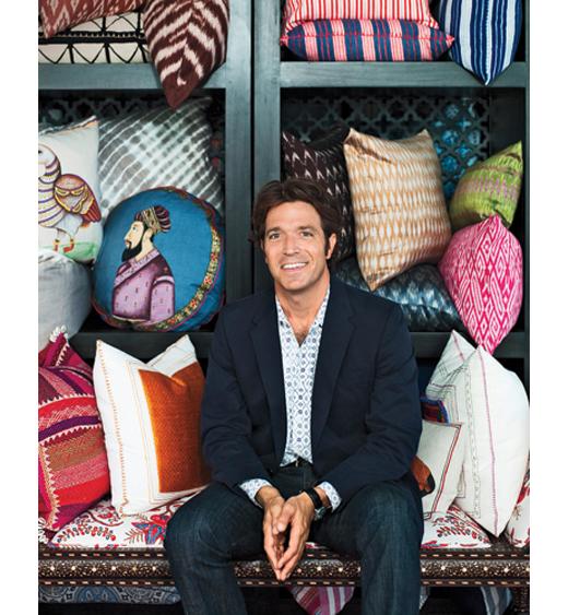 ::  John Robshaw's  textiles ::