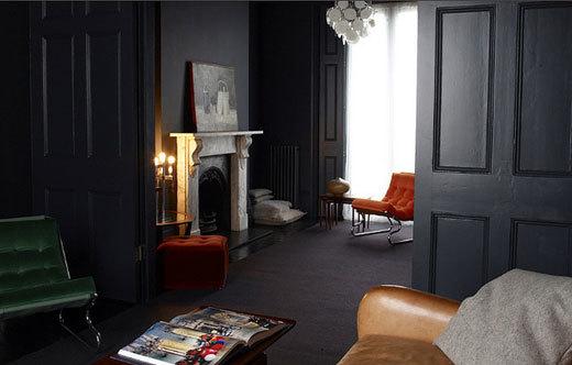 beautiful, warm  room