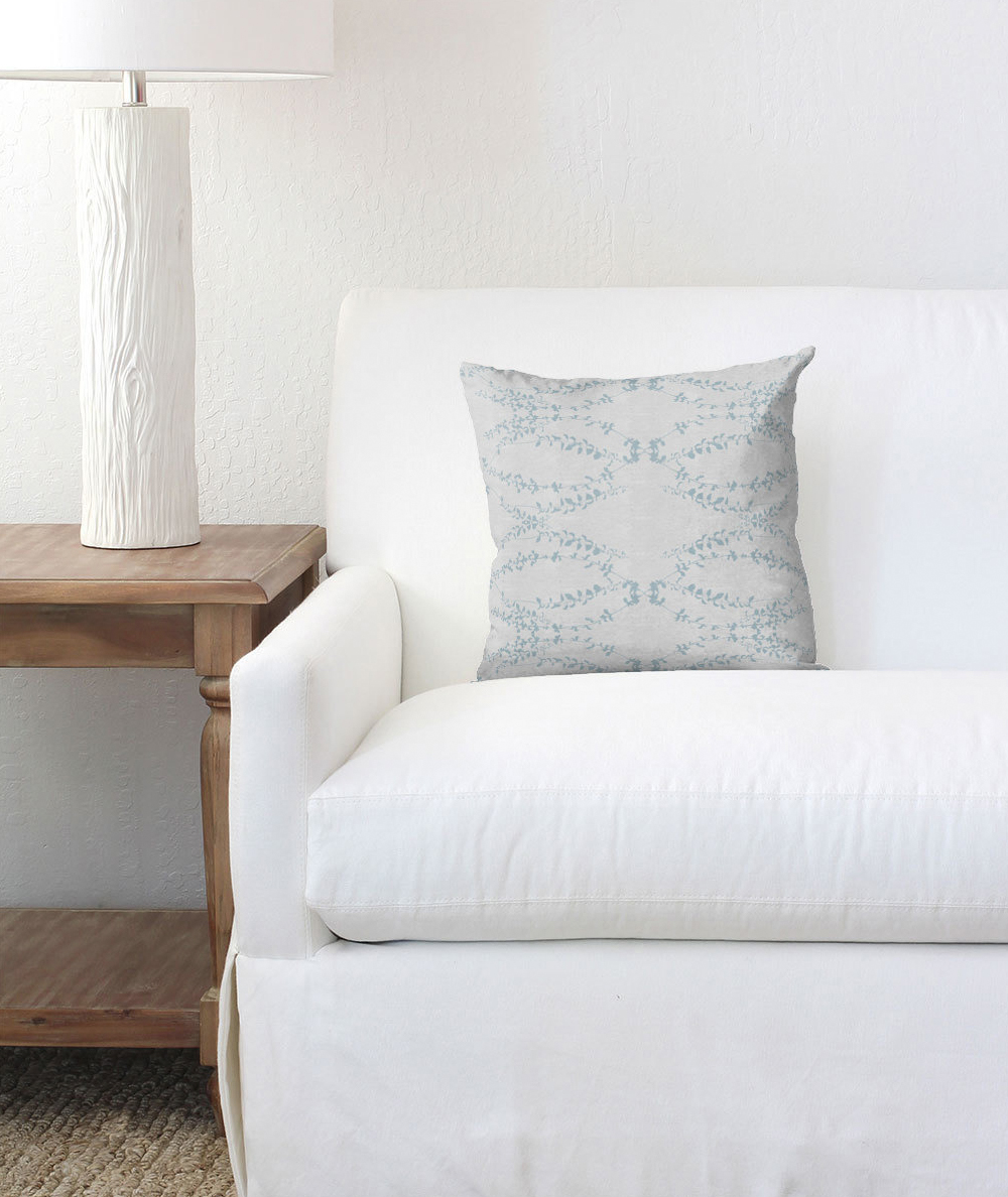 Square pillows available in multiple sizes