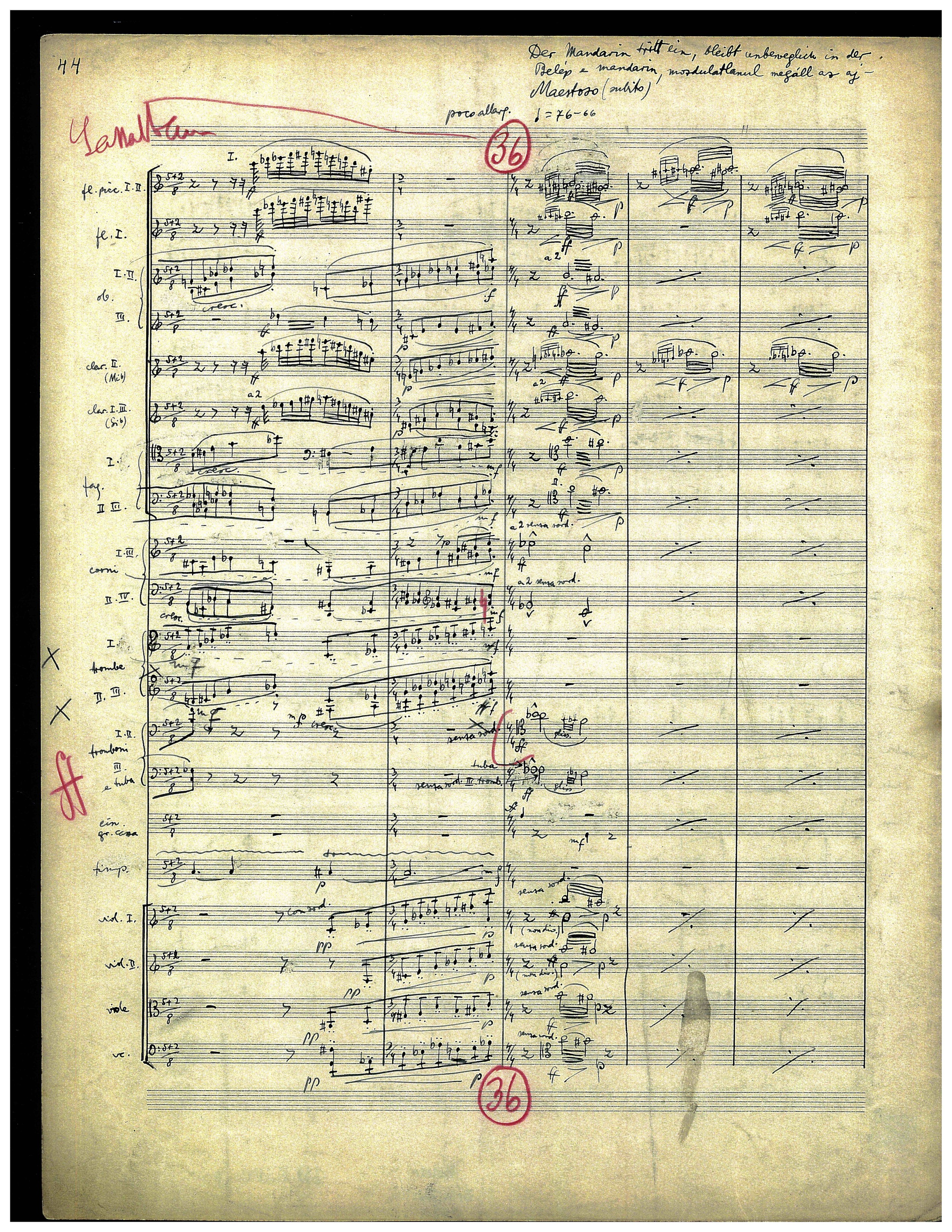 Courtesy of Peter Bartók/Bartók Estate