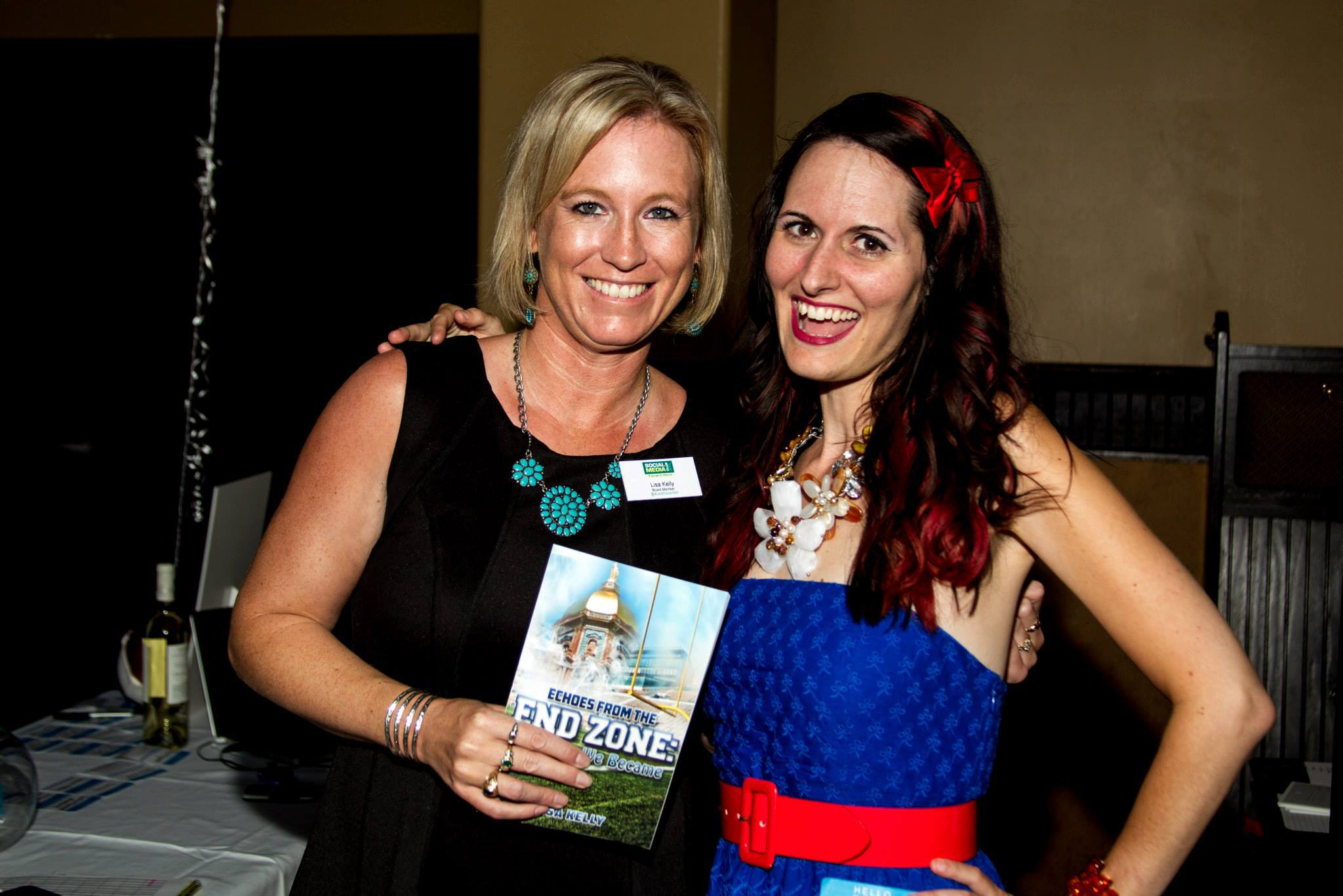 From Blogging to Published Author