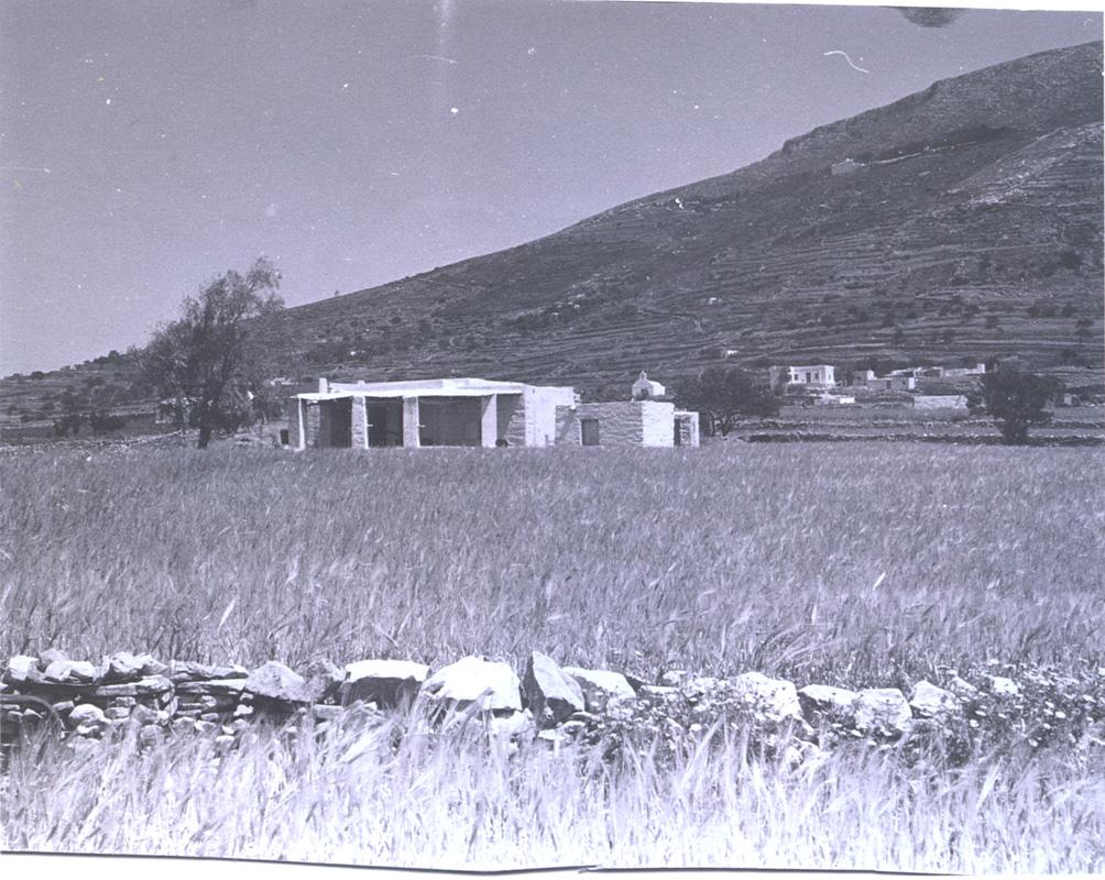 Director Brett Taylor's house.