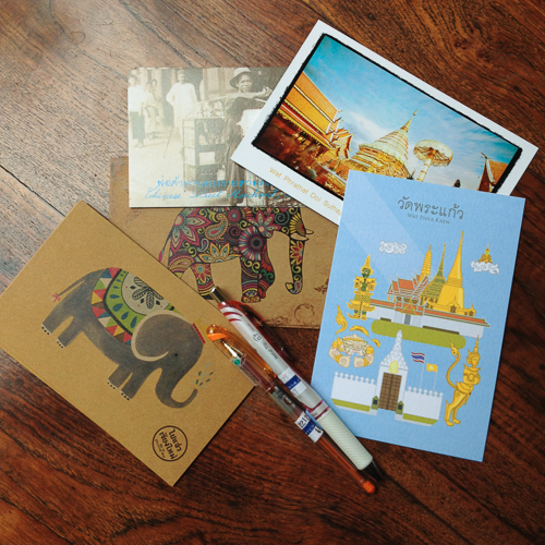 36x36x36 Bangkok Postcard Project 2014    © Miri Berlin Photography  Note: Elephants have played a significant part in Thailand's Culture and History. Today the Thai elephant (Chang Thai) remains an enduring symbol of Thailand. Deutsch: EleWiki - Das Elefanten-Lexikon:  Elefanten in Thailand