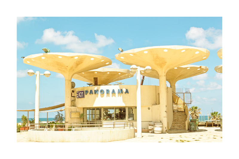 Panorama I, Tel Aviv 2011  ©  Miri Berlin Photography    Limited Edition of 20 prints Signed & numbered on back    Size: 20x30cm (8x12)    Border: White, 2 cm    69 Euro (  worldwide shipping included)