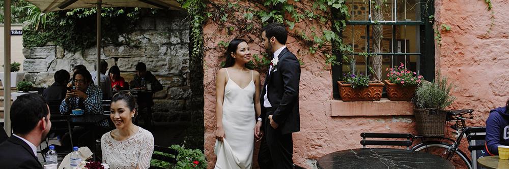 Anja & Camilo // Porteno, Sydney