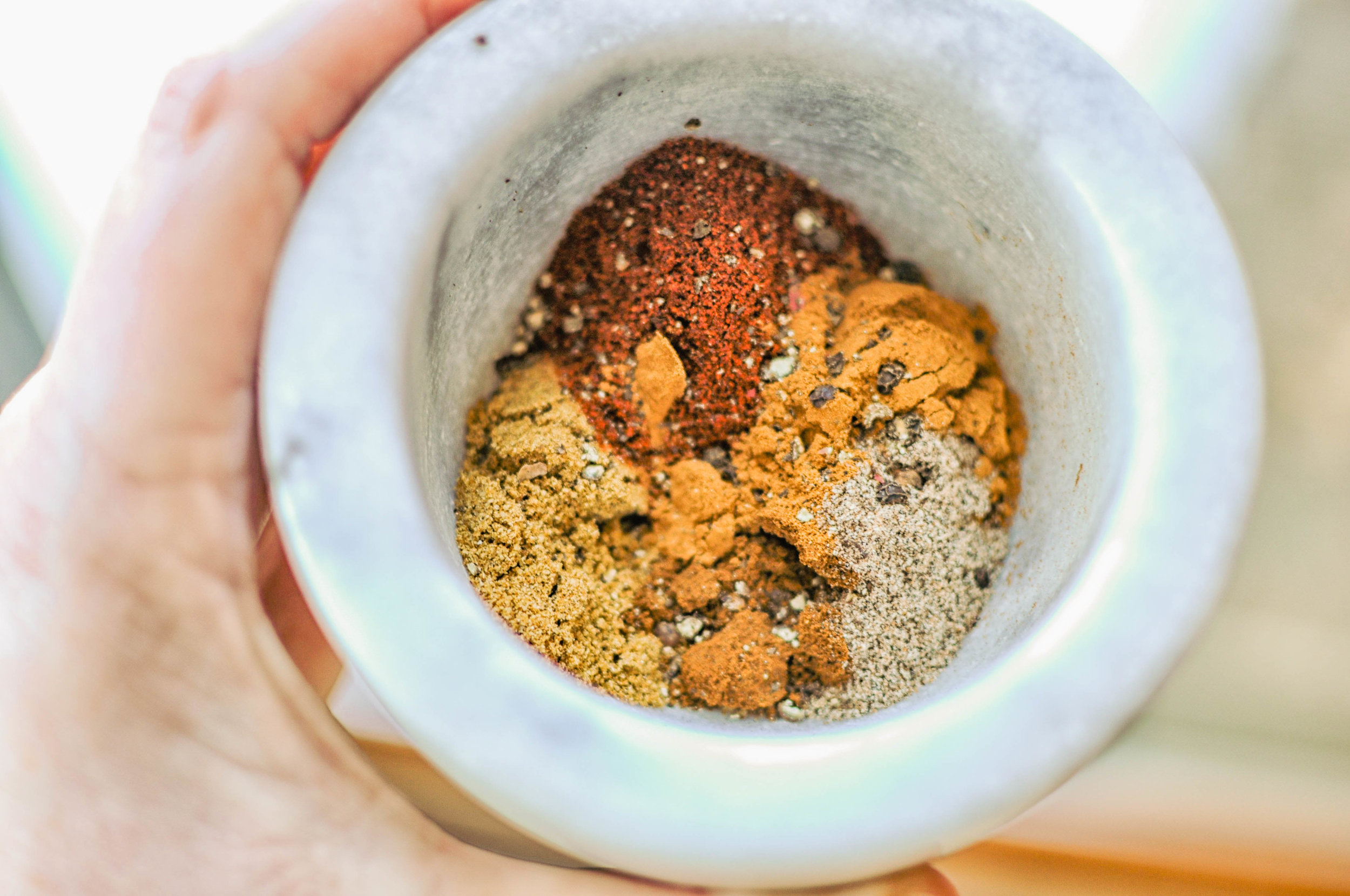 Baharat Spice Mix - how to use it, recipes for baharat spice mix, and where to buy it.