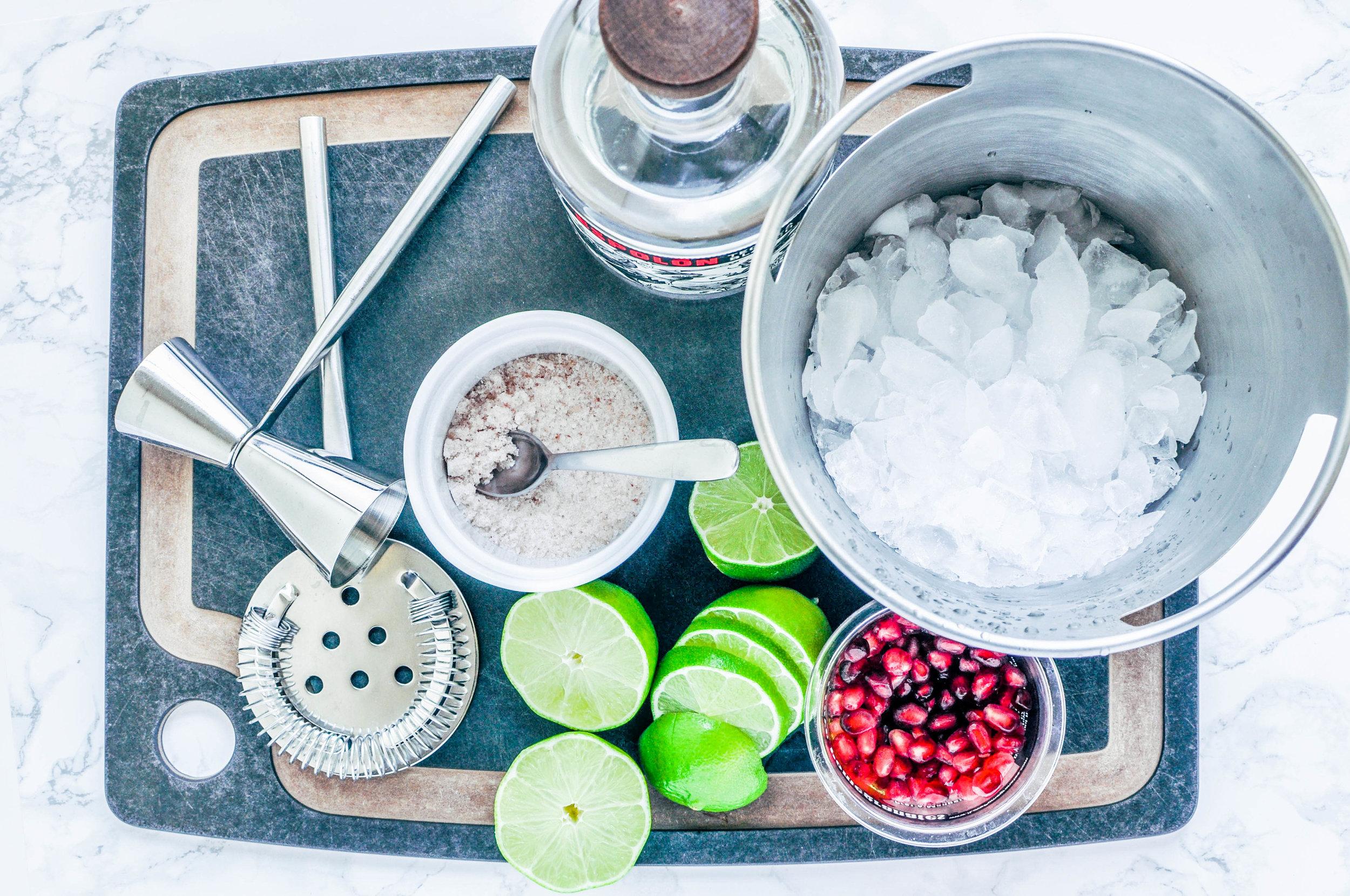 Pomegranate Margarita Recipe | This Healthy Table