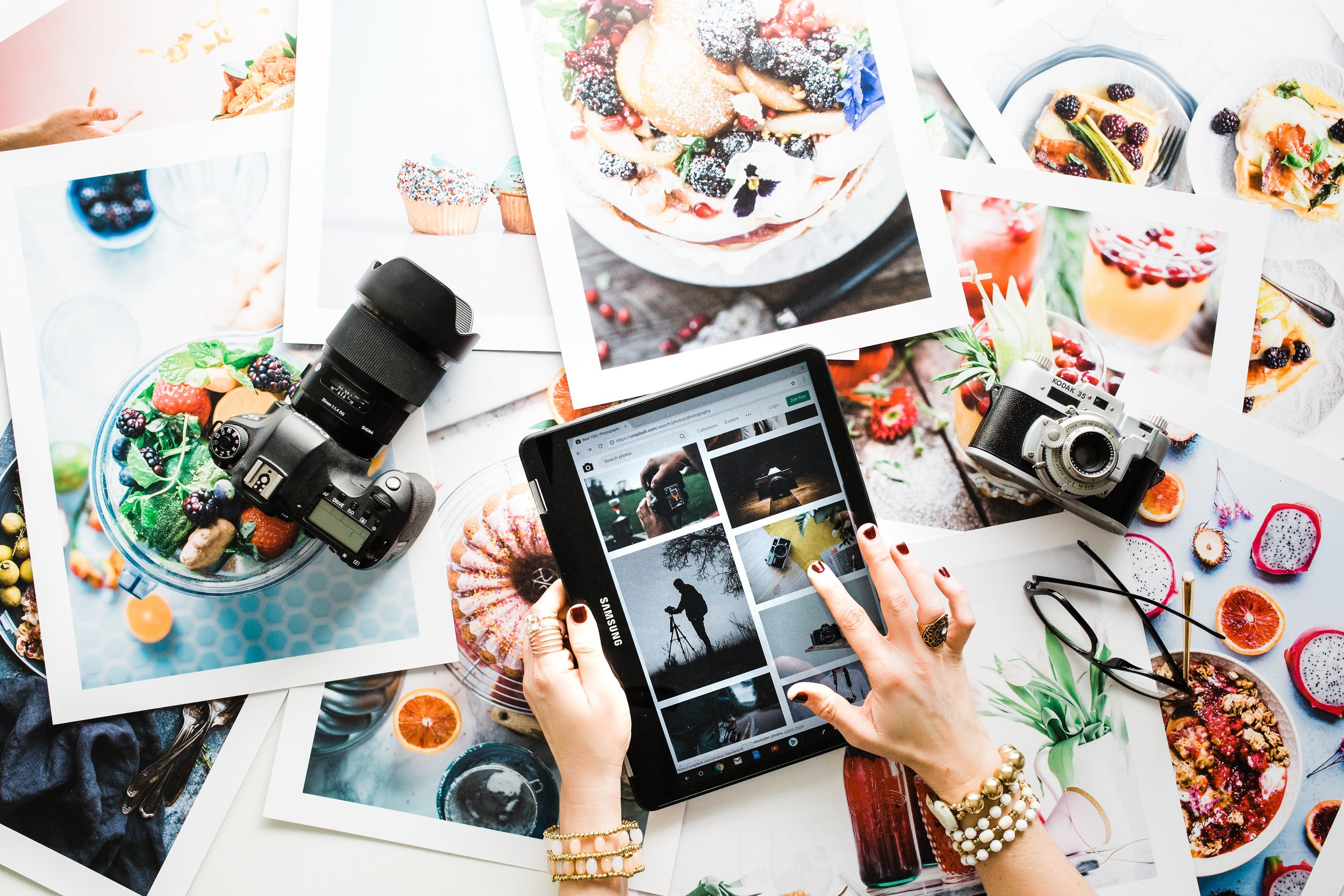 Instagram Hashtags for Food Bloggers