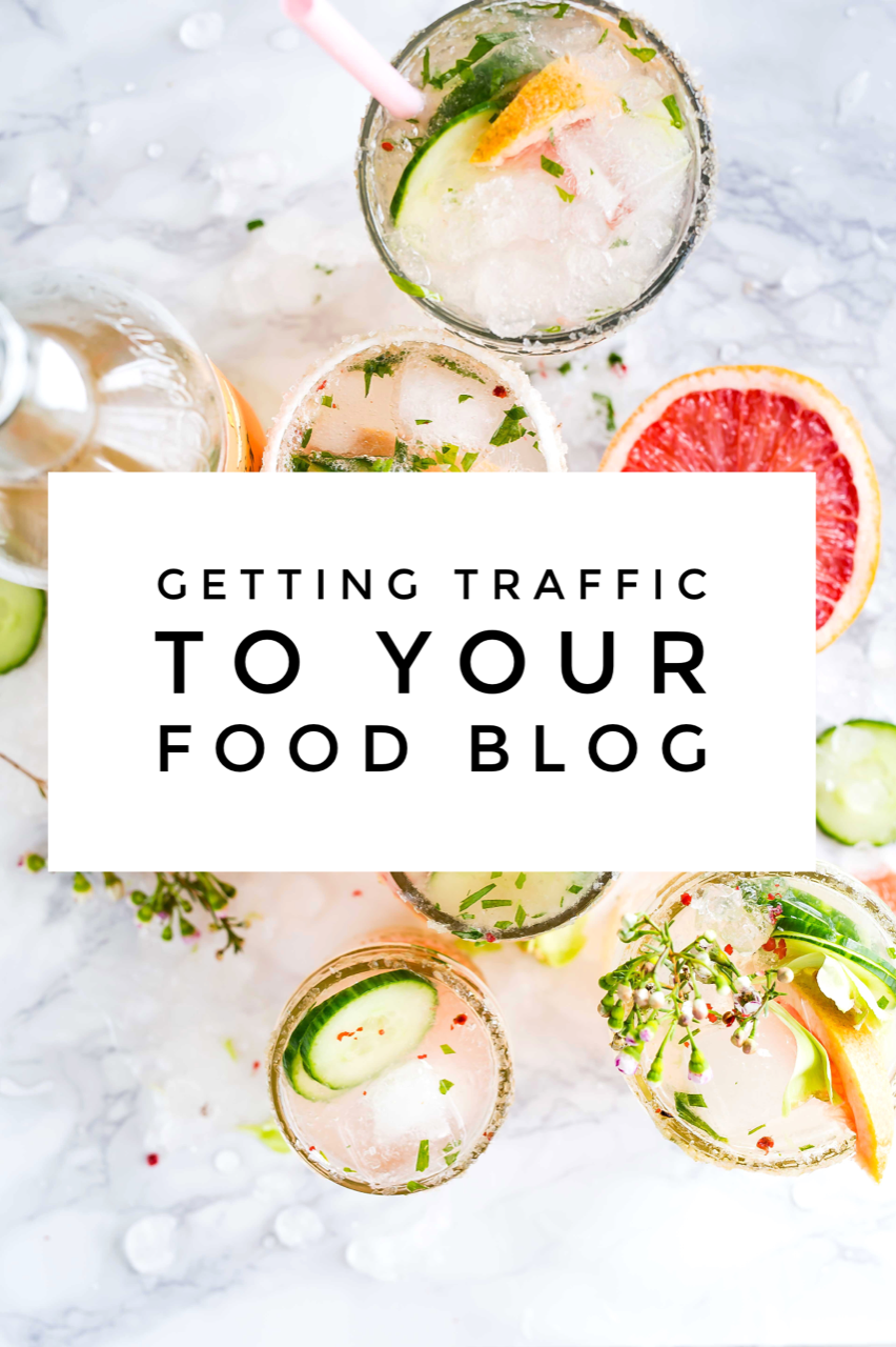 Sharing sites are a great way of getting traffic to your food blog. Here's a list of the best places to share your recipes and posts from your food blog!