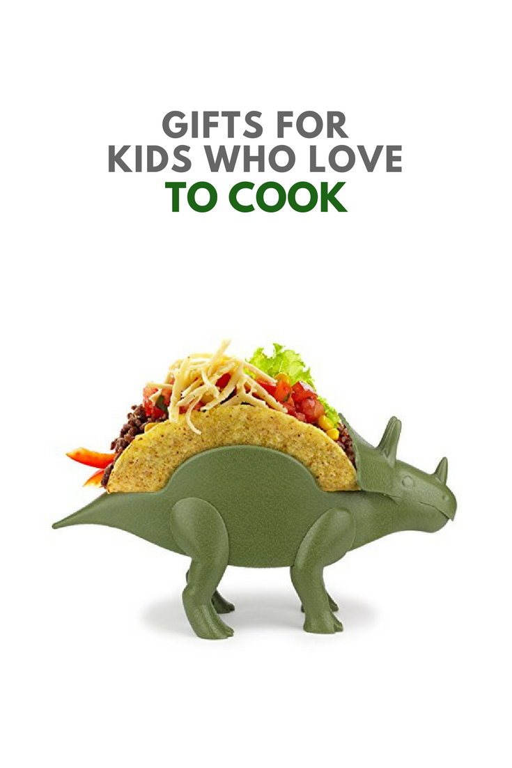 Gifts for Kids Who Love to Cook! The best gift ideas for kids who like to spend time in the kitchen. Great for Christmas and birthday gifts!