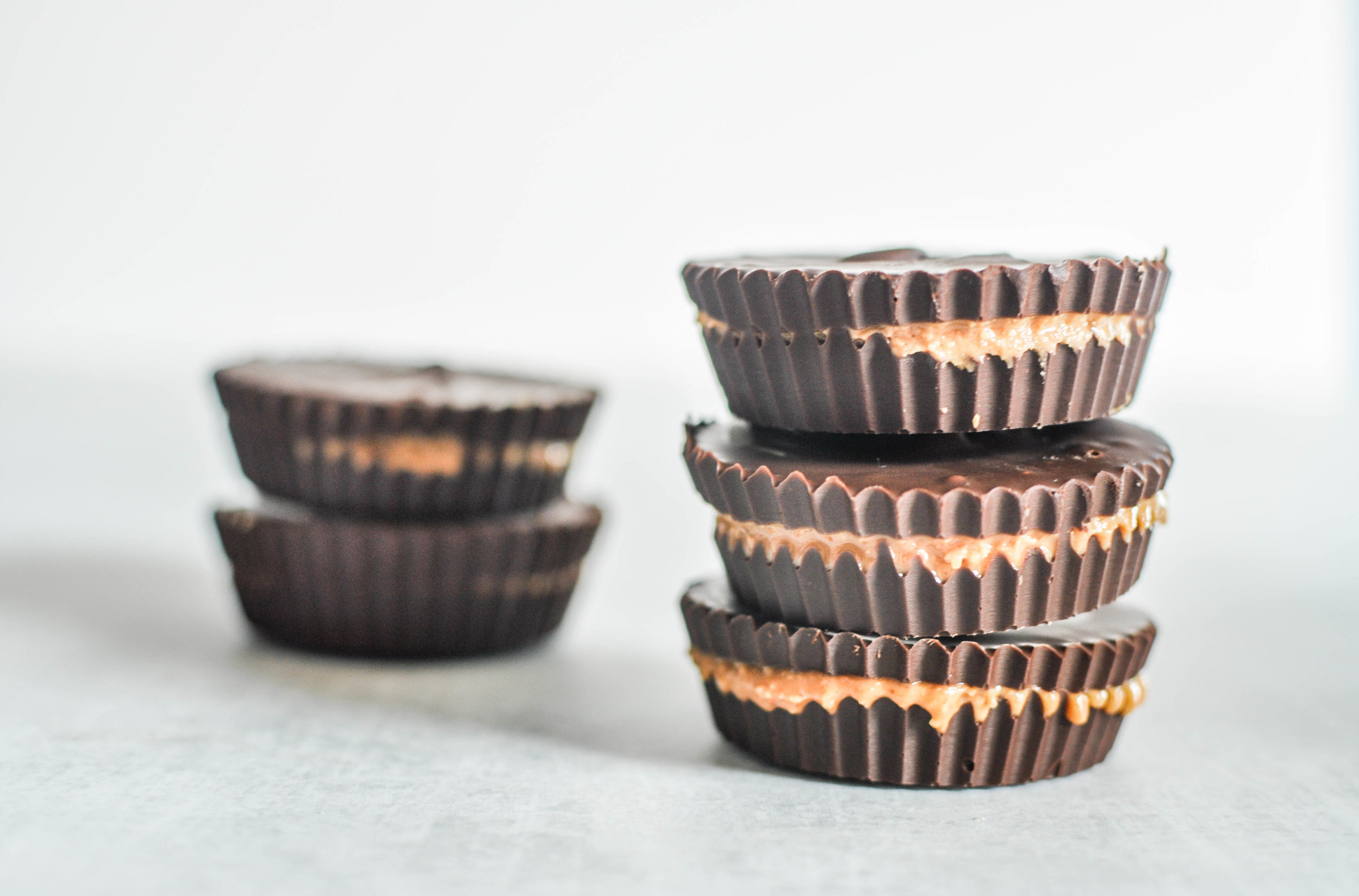 Healthier Peanut Butter Cups