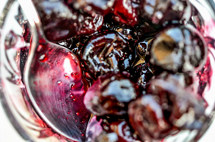 Dark Cherry Syrup