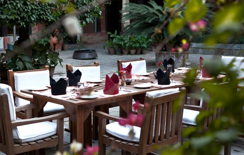 Toran Restaurant at Dwarika's Hotel