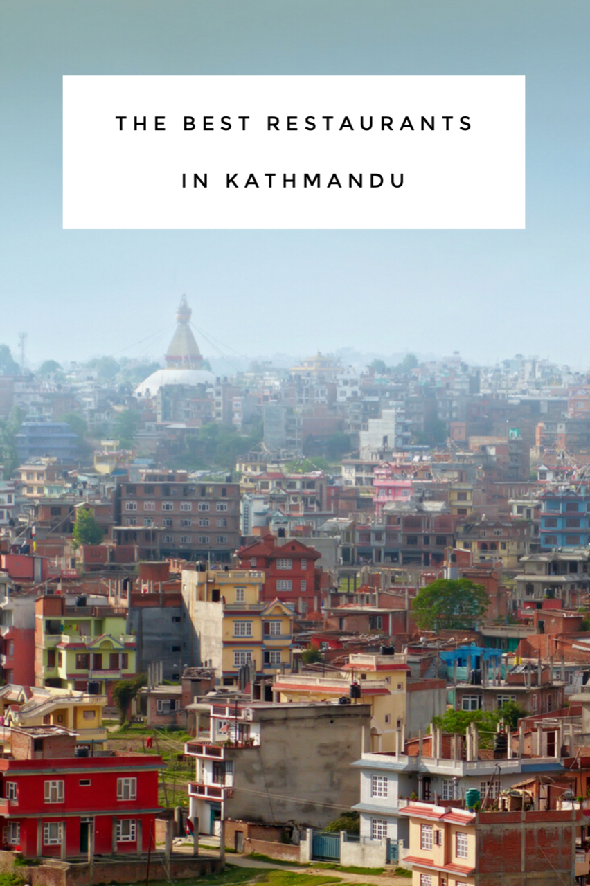 The Best Restaurants in Kathmandu for all budgets! Cheap eats, midrange, and high end options.