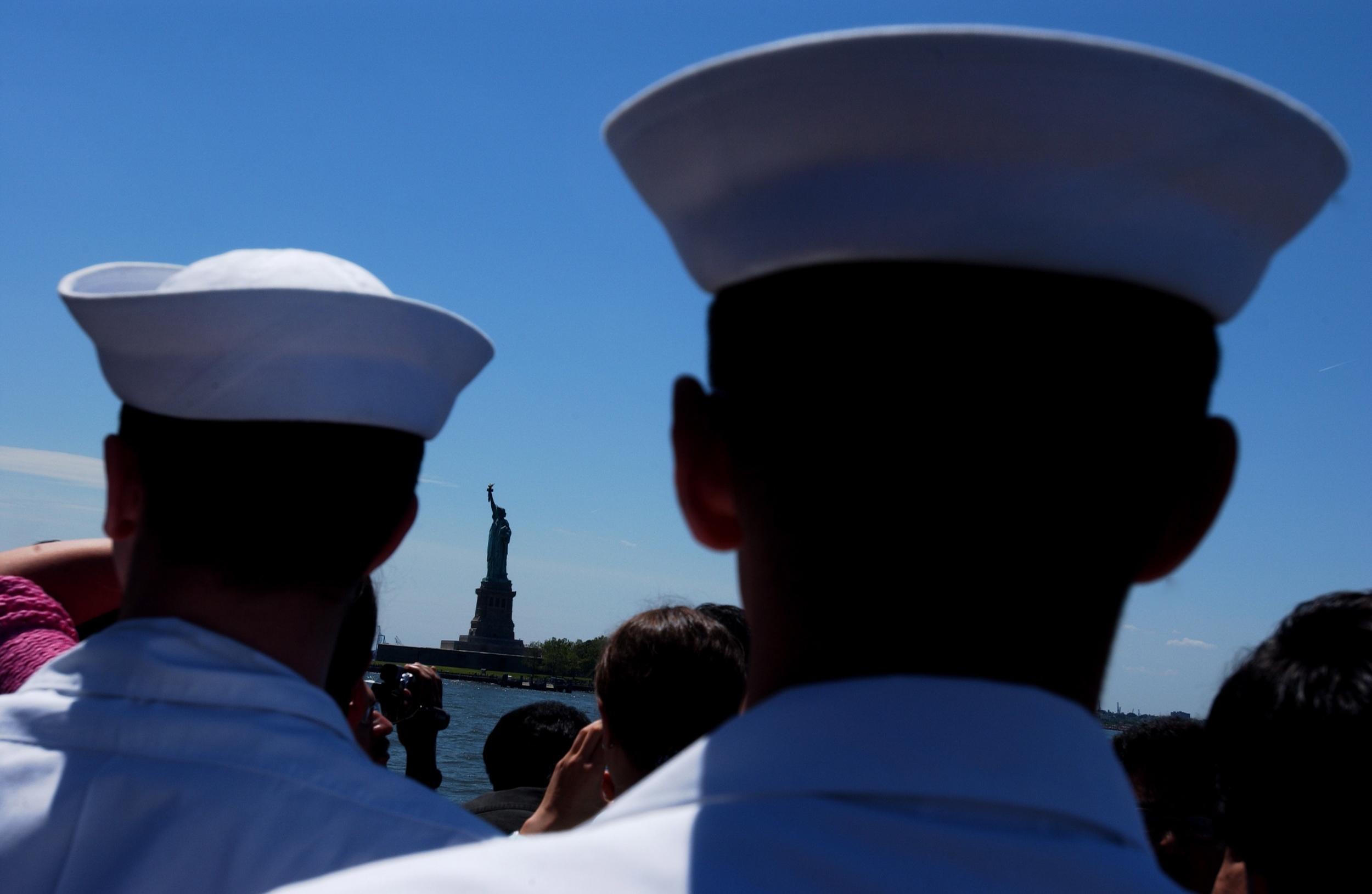 Fleet Week, New York City
