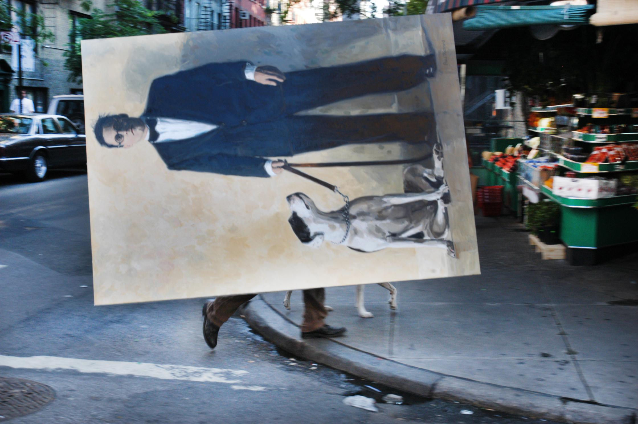 From Dog Series, SoHo, New York City
