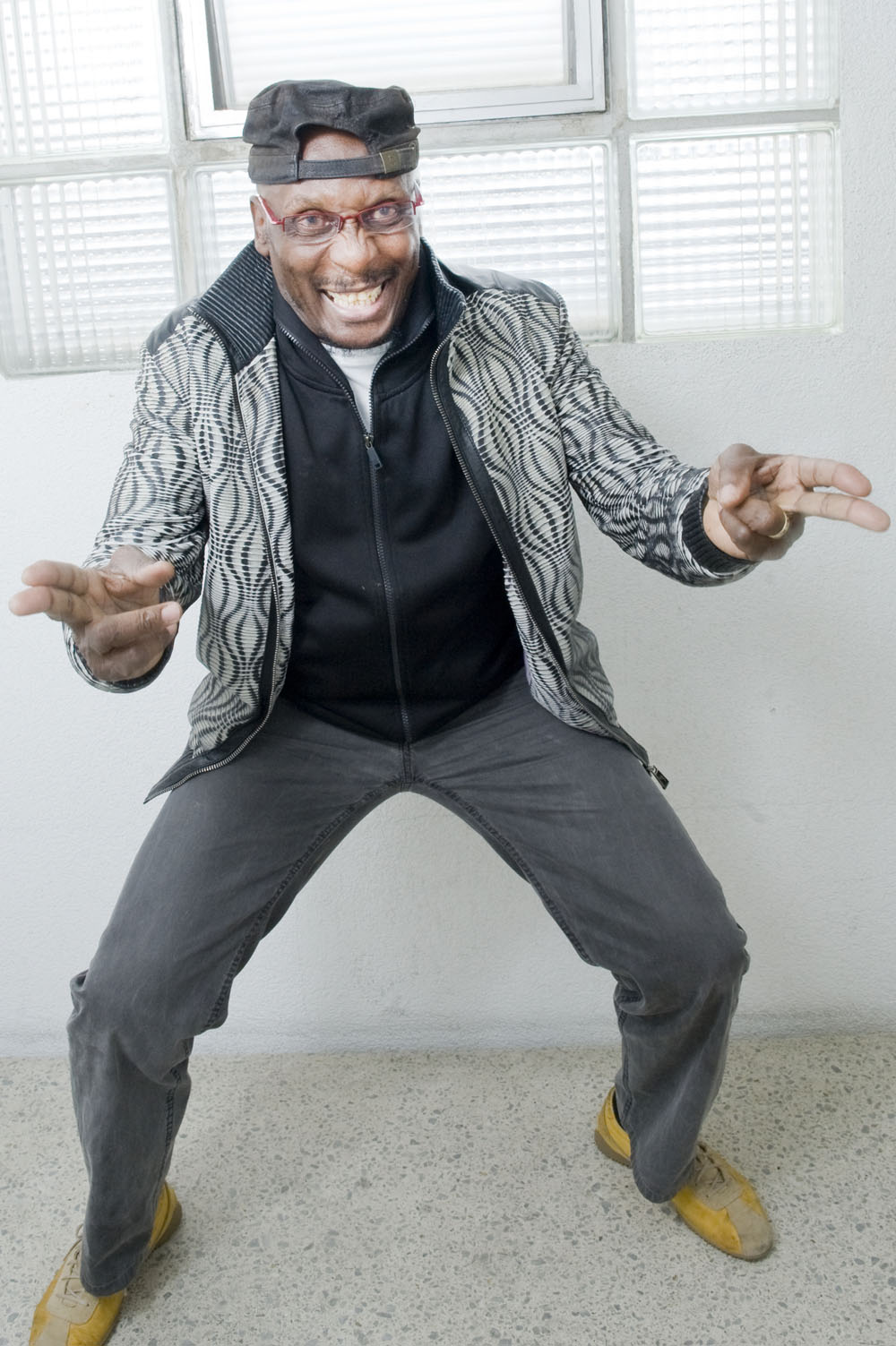 My favorite portrait of Jimmy Cliff