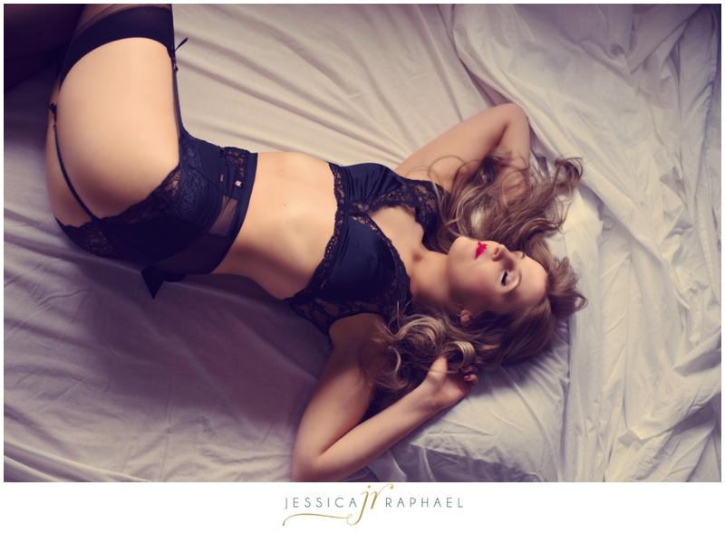 Jessica Raphael Photography Boudoir Photographer