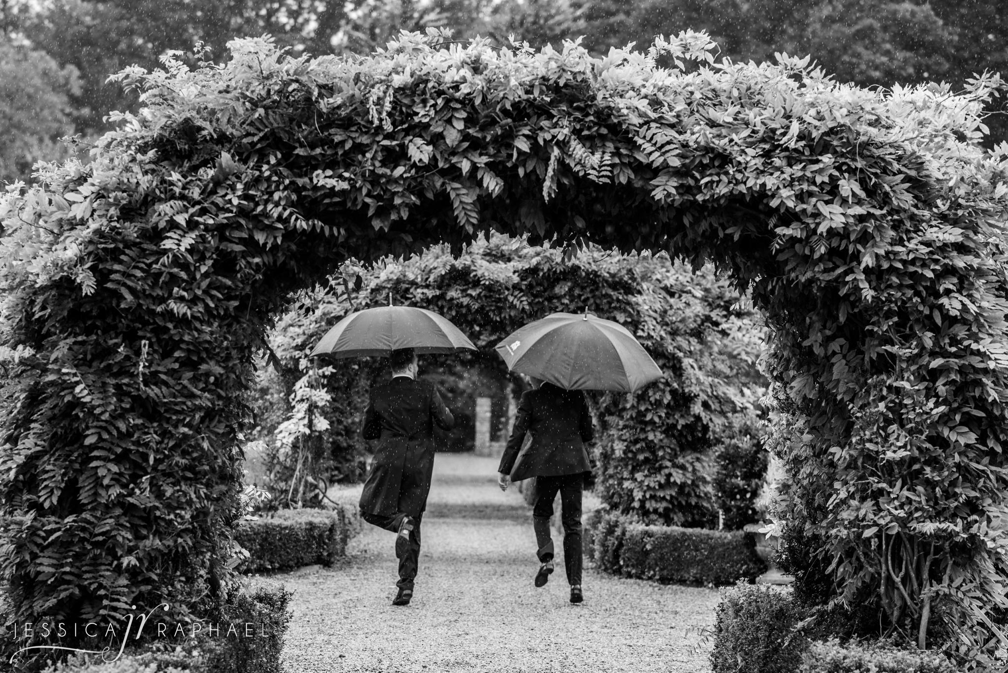 Rain! We can handle you!