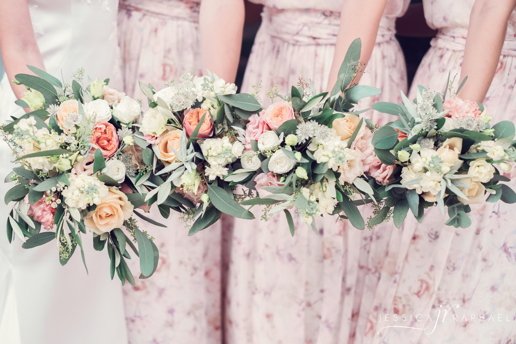 Flowers by  Herbert & Isles.