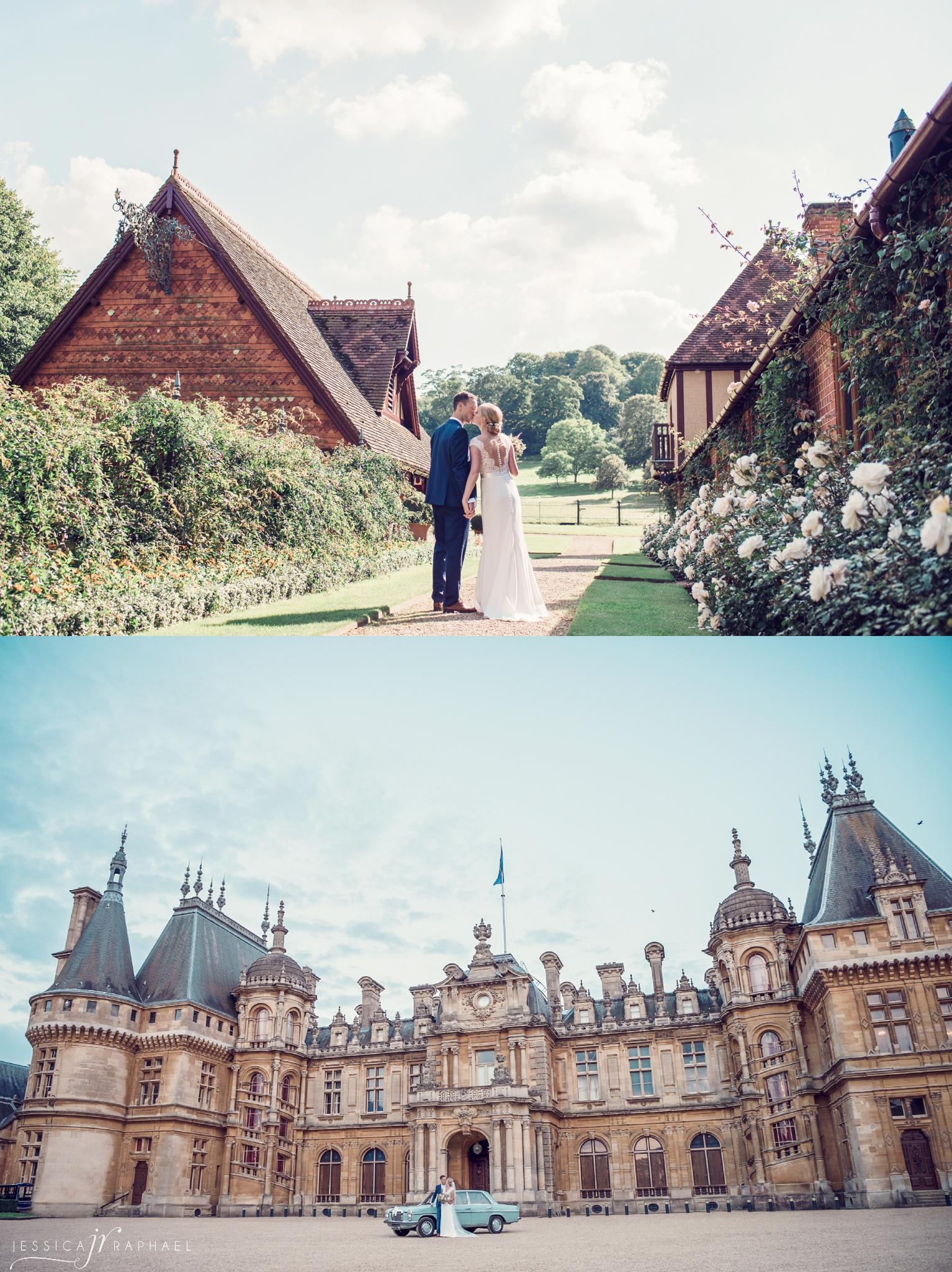 The Dairy / Waddesdon Manor