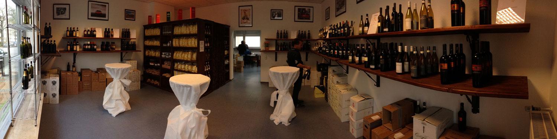 Weinhandlung Vini d'Arte
