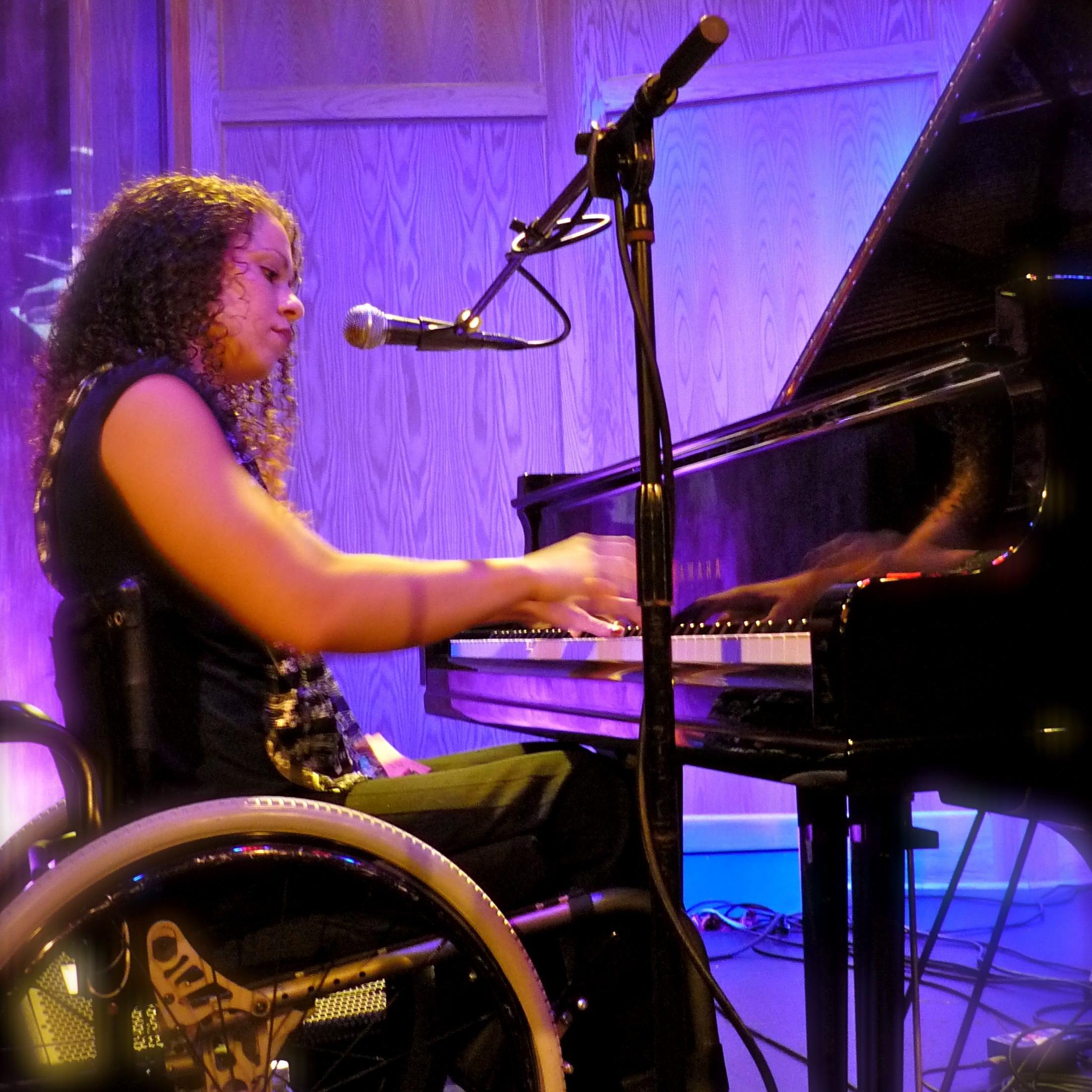 Emily Mathis, 2009, 2012