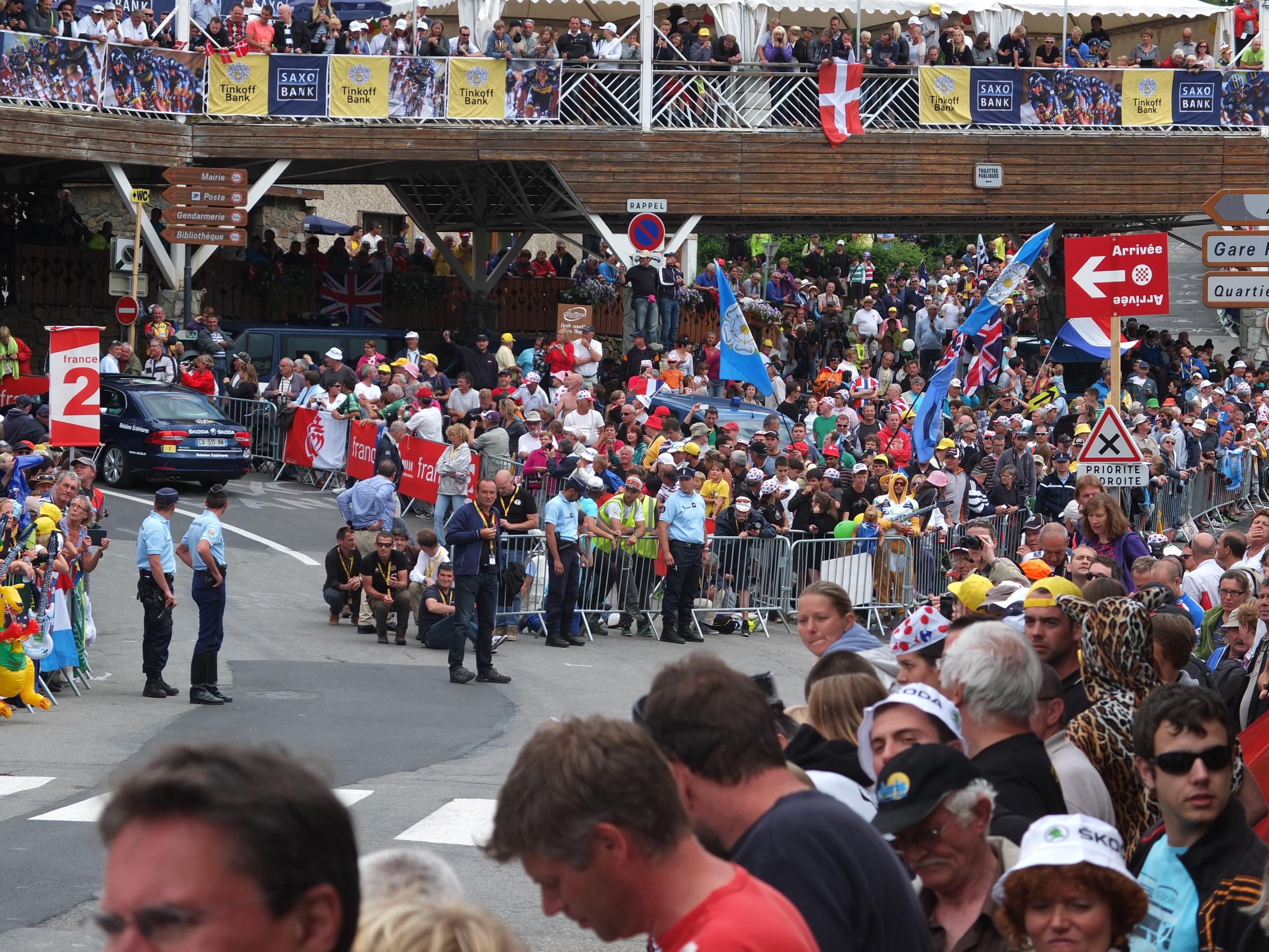 Le Tour 2013