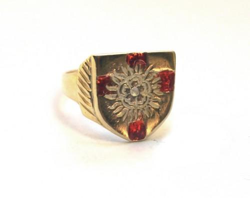 Commemorative Verona ring