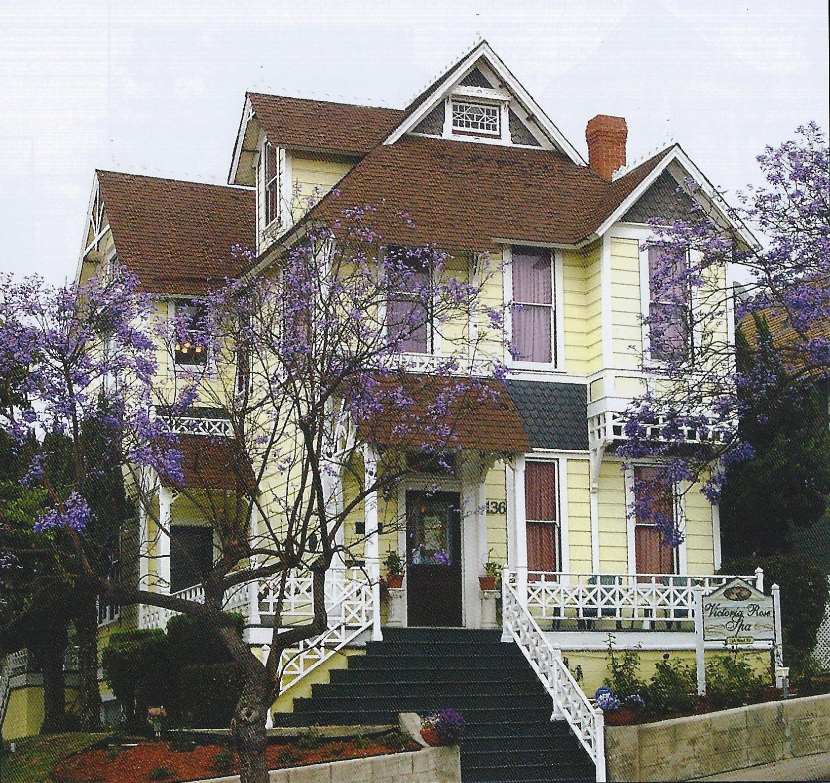 Victoria Rose Spa, 1987-2013