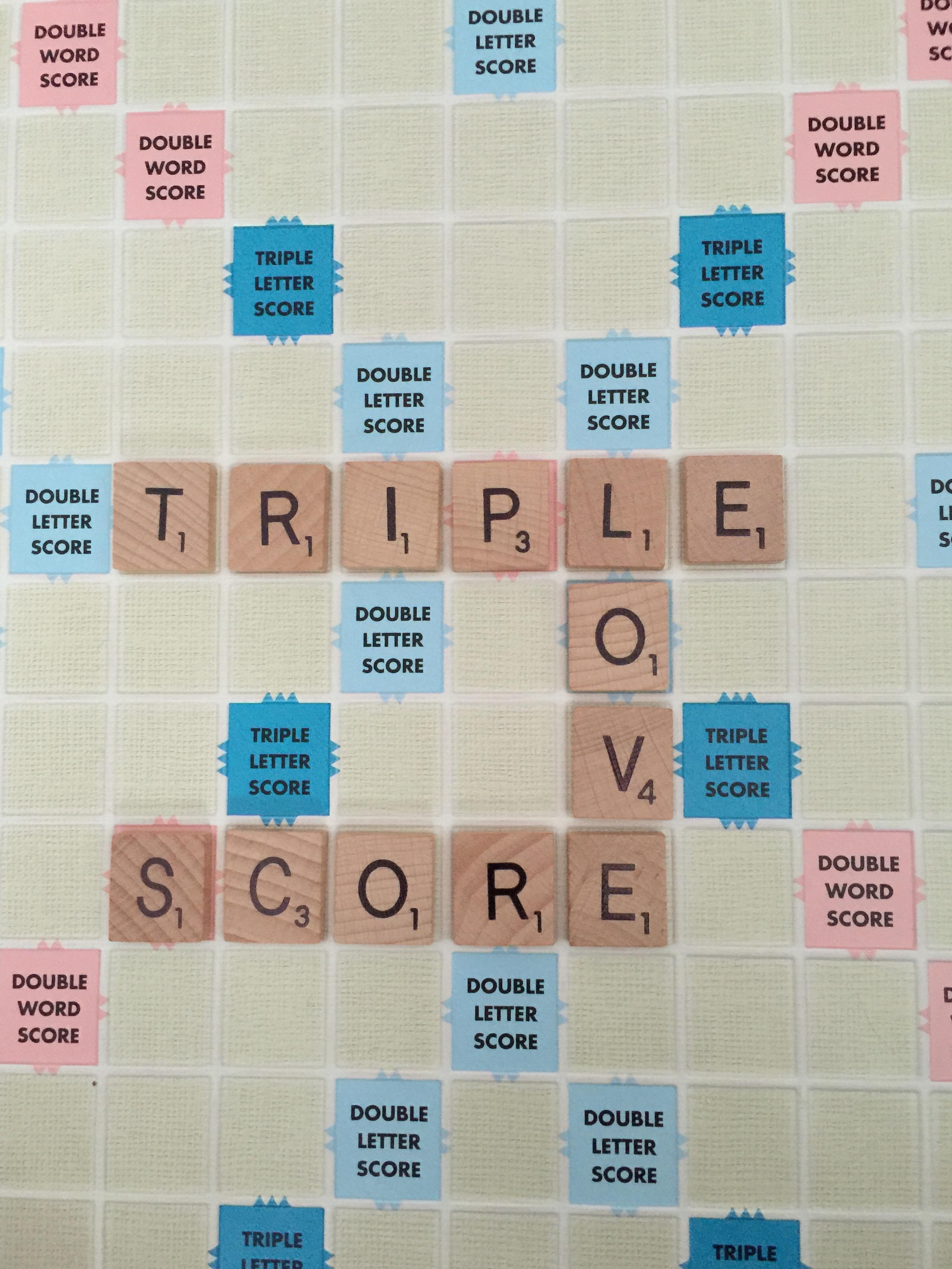 Triple Love Score