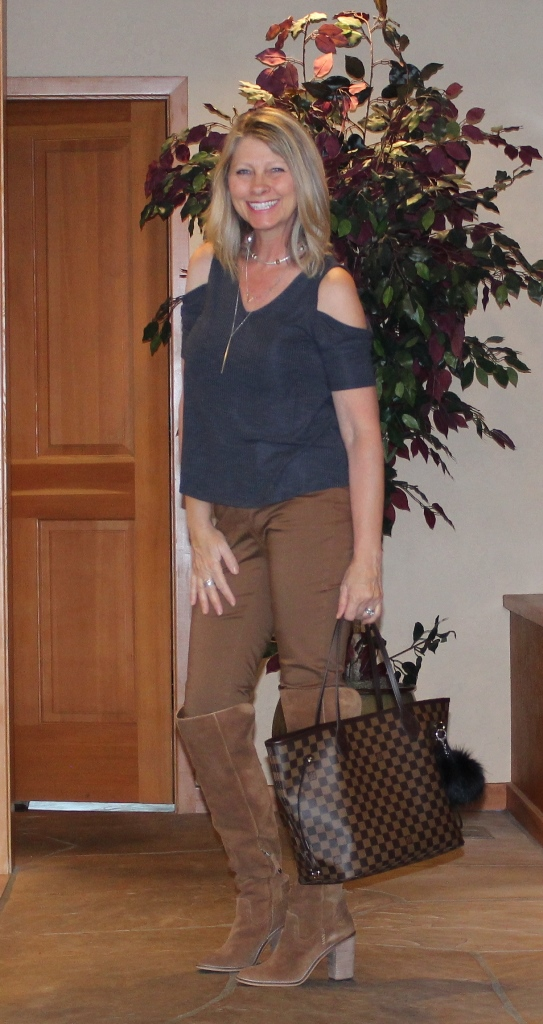 http://www.northwestmountainliving.com Over The Knee Boots