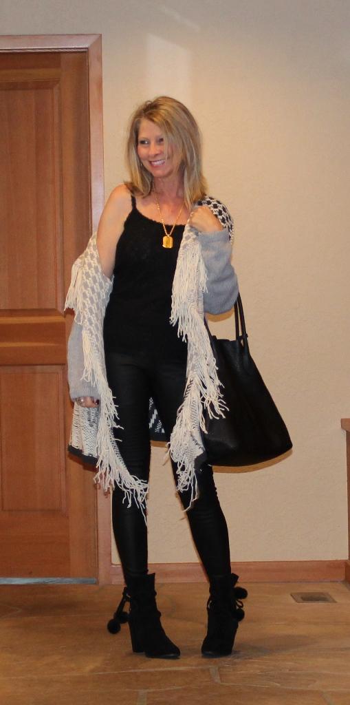 https://www.northwestmountainliving.com How I Style Pom Poms, Leather, Lace & Fringe