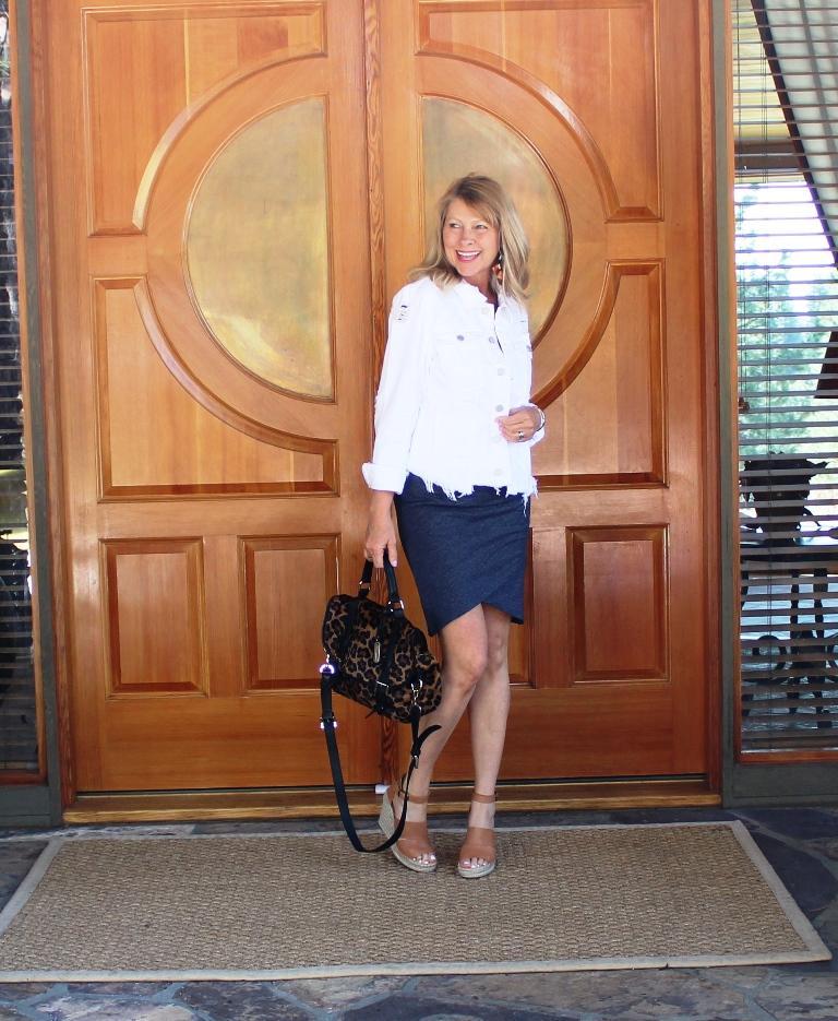 How I wear - A Body Con Dress