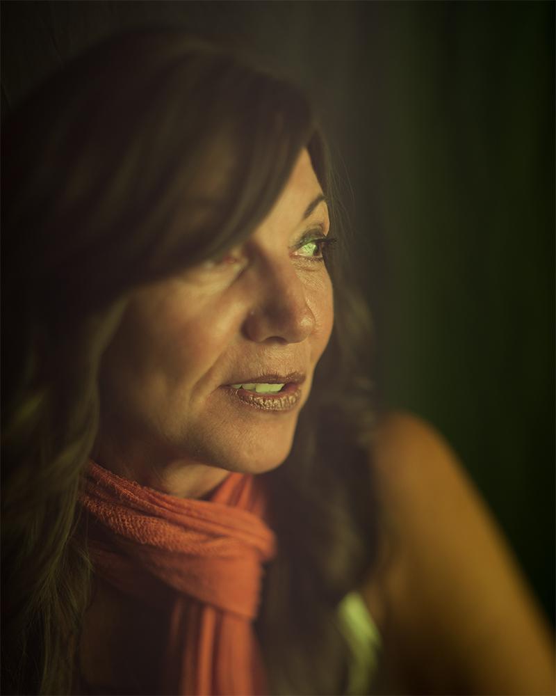 Melissa Banks.