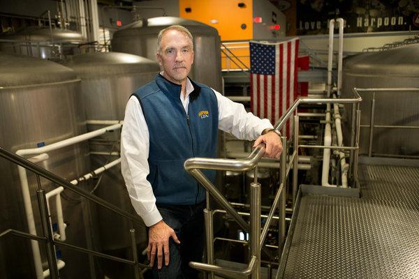 Dan Kenary - Cofounder of Harpoon Brewery