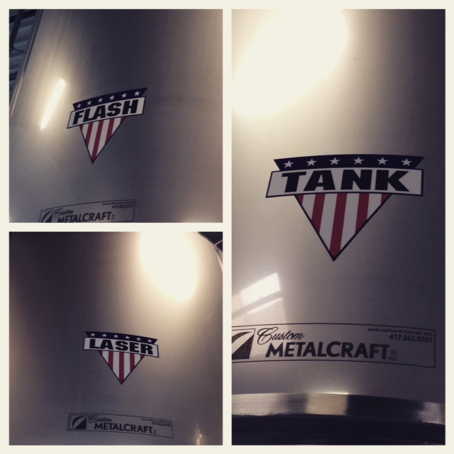 They name their tanks after American Gladiators, a sure sign of a business that doesn't take itself too seriously.