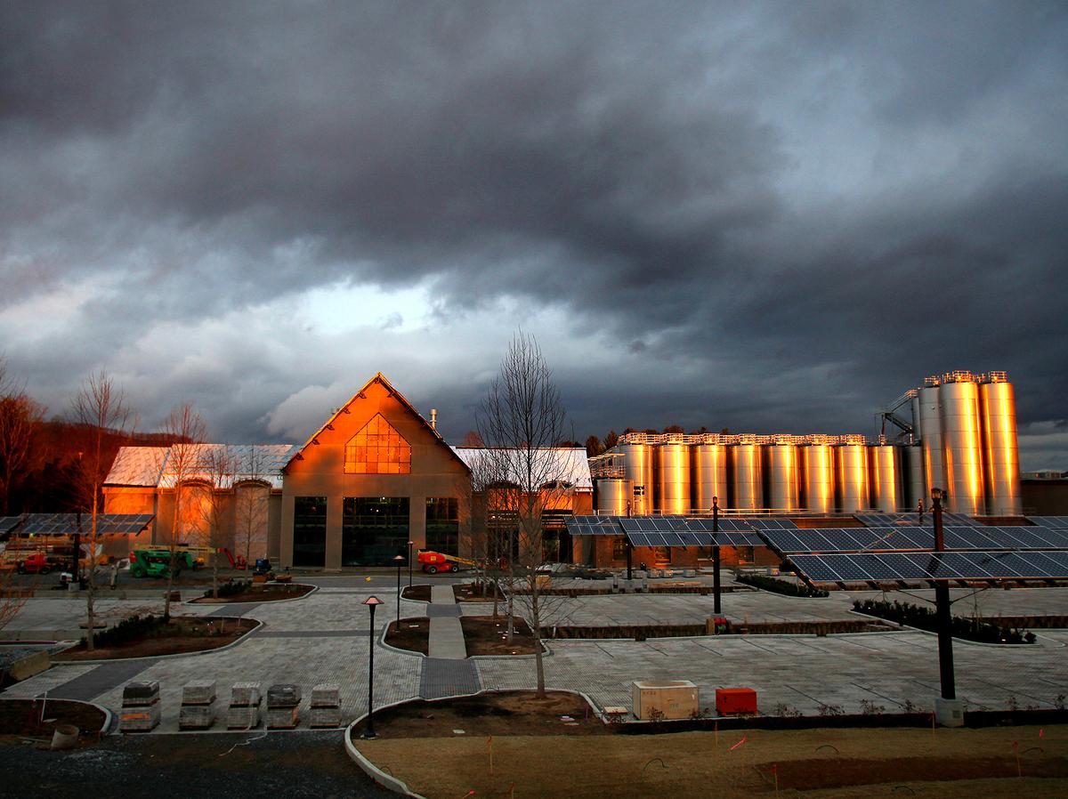 Sierra Nevada Brewing Company - Asheville, NC